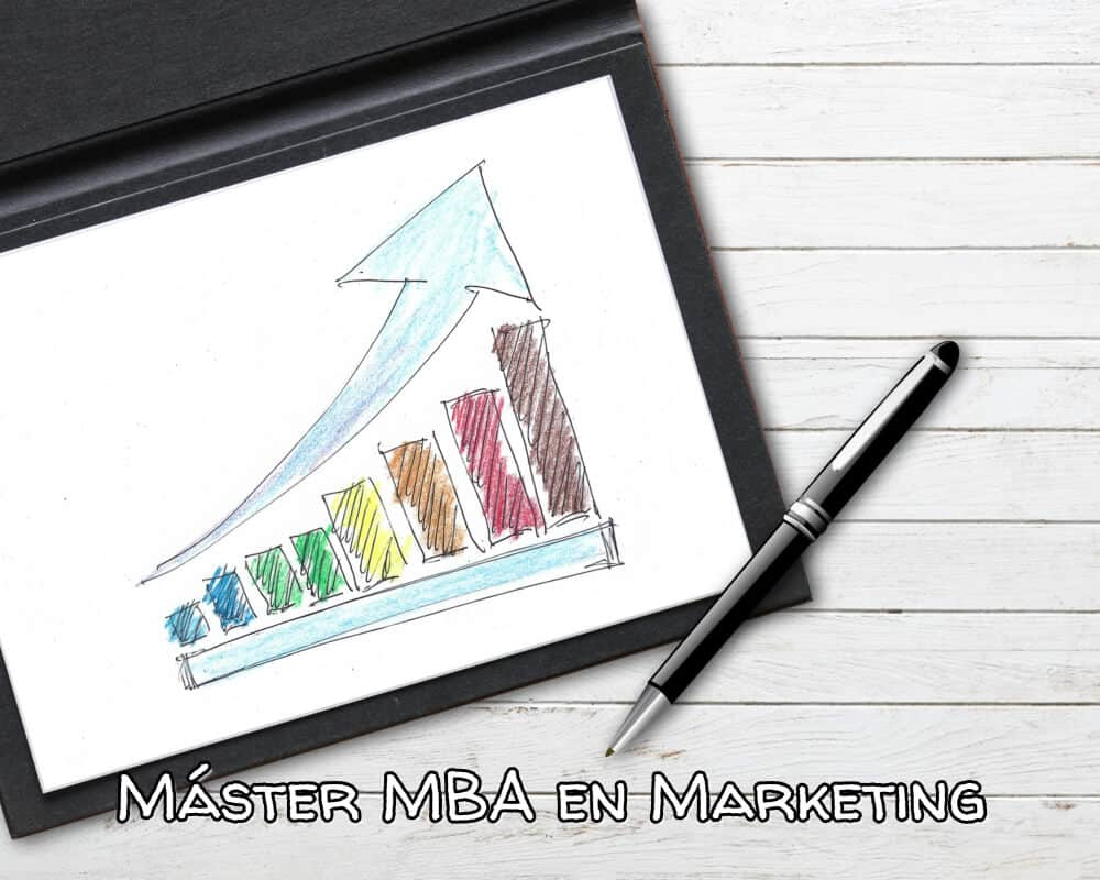master en MBA de marketing y sus ventajas